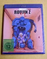 Blu-Ray Disc - Roujin-Z - Manga ( RoujinZ Roujn ) - Blue Ray Neu OVP