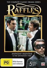 Raffles: The Complete Classic Drama Series (DVD 4-Disc Set) Good Condition