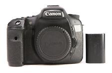 Canon EOS 7D DSLR Camera -  Body Only + Canon LP-E6 Battery + 1080p HD Video