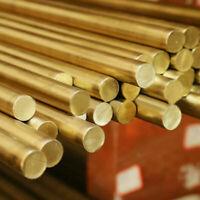 Kupfer Rundstange Messing Rundmaterial Rundmessing Stab Ø4mm Länge 200mm
