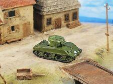 Wargame Diorama Toy Model Battle Tank M4 M4A3 Sherman US 1:120 Scale K1120_F