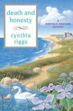 Death and Honesty (Martha's Vineyard Mysteries)