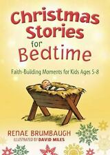 Christmas Stories for Bedtime by Renae' Brumbaugh, Kids' Bible Study Storybook