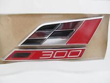 Original Aufkleber Cupra 300 SEAT Schrift Schriftzug FR Sport Leon Ibiza Logo
