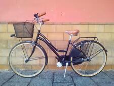 """Bicicletta bici da passeggio donna Raeligh misura 26"""""""