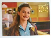 Twin Peaks Gold Box Postcard #56 of 61 - Annie Blackburn (Heather Graham) - 2007