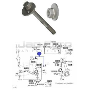 Front Lower Control Arm Cam Bolt Kit For Toyota Land Cruiser Prado 02-10