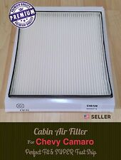 C46126 AC CABIN AIR FILTER for CHEVY CAMARO 2010-2015 Fast ship US Seller!!