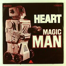 "7"" Single - Heart - Magic Man - S1932 - washed & cleaned"