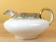 Antique Art Deco William Guerin Limoges Porcelain Pitcher Creamer R