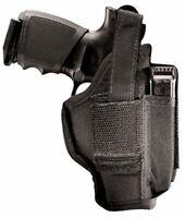 "GunMate Ambidextrous Hip Holster (Size 06) - Fits Medium Frame Pistol up to 4"""