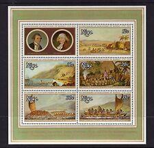 1978 Niue, Pacific, Asst'd MiniSheets x 7, CV$31+, MUH, #1738