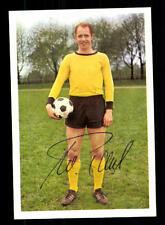 Wolfgang Paul Borussia Dortmund 1966-67 Bergmann sammelbild ORIG si + a 101378