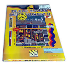 PC Box Blake Stone Duke Nukem II