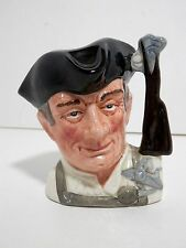 Royal Doulton & Co. Limited Small Toby Jug, Williamsburg Coll., Gunsmith, D6580