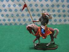 Vintage -  Soldato Russo a Cavallo nella Guerra contro i Tartari  - Sphere