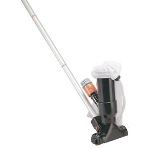 Swimming Pool Jet Vac Cleaner - Ideal for small pools and spas.