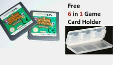 Animal Crossing: Wild World Nintendo DS Game NDS Lite DSi 2DS 3DS XL