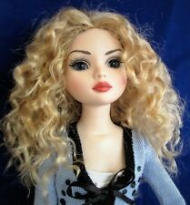 Monique ELLOWYNE-ROSE Wig 6/7 for Little Fee Lati Dollzone Iplehouse YoSD BLONDE
