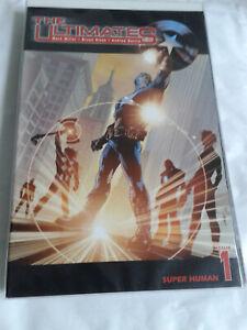 THE ULTIMATES - Vol 1 SUPER HUMAN - NEUF SOUS CELLO.VO