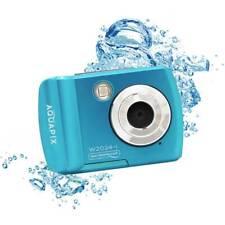 Easypix W2024Splash Digitalkamera 16 Megapixel Blau Unterwasserkamera