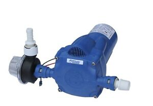 12v Whale Watermaster Freshwater Automatic Pressure Pump 8 Litre FW0814