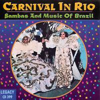 Carnival In Rio: Sambas and Music of Brazil - Carnival In Rio - CD 2009-11-11