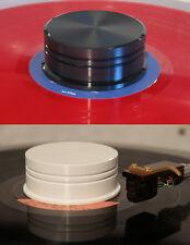 Puck-Plattengewicht-Plattendämpfer von DELTA DEVICE 180g Vinyl Plattenbeschwerer