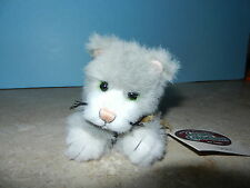 Ganz Cottage Collectibles Kitty Cat~ Smokie ~Mary Holstad Mint MWT Stuffed Plush