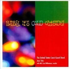 New: Baby, It's Cold Outside! United States Coast Guard Band Jazz Trio Christmas