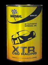 OLIO MOTORE BARDAHL XTR 20W60  RACING