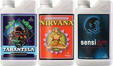 Advanced Nutrients Professional Bundle 250 ml - tarantula nirvana sensizym