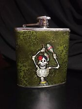 New listing Stainless Steel 6 ounce Flask