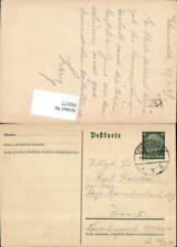 592177,Postkarte Stempel Eberswalde nach Wien Favoriten 10 1938