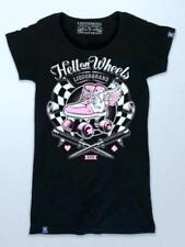 DTO. -20% ! Camiseta chica Women T-shirt 'HELL ON WHEELS'-LIQUOR BRAND