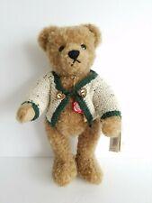 HERMANN TEDDY ORIGINAL GERMANY COLLECTOR BEAR WALDEMAR LIMITED EDITION 28/300