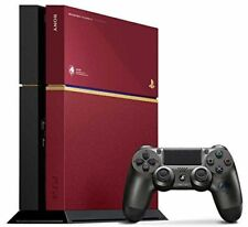 Sony PlayStation 4 Metal Gear Solid V: The Phantom Pain Limited Edition 500GB Red Console (NTSC-J)