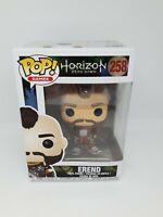 FUNKO POP! HORIZON ZERO DAWN - EREND #258 vinyl figure pop games