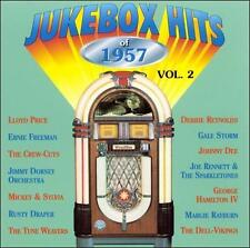 Jukebox Hits of 1957, Vol. 2 by Various Artists (CD, Nov-1999, Jukebox Hits)