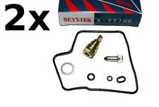 Vergaser-Reparatursatz Honda VT600/C/VT750 Shadow/VLX  2 Kits