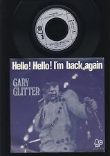 Gary Glitter - Hello! Hello! I'm Back Again - I.O.U. - HOLLAND