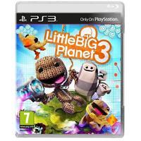 LittleBigPlanet 3 PS3 Little Big Planet Playstation 3 Game BRAND NEW  & SEALED