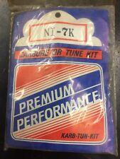Royze Carburetor Repair Tune Kit NI-7K Karb-Tun-Kit Nikki Mazda 626 83-85 Carb