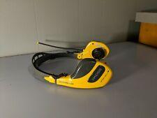 KOSS HR110Y AM/FM Stereo Radio Headset Headphones Digital Tuning DBBS