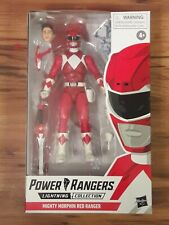Mighty Morphin Power Rangers Lightning Collection Jason / Red Ranger Figure
