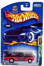 2003 Hot Wheels Treasure Hunt #05 '68 Chevy El Camino