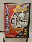 VideoNow Fairly Odd Parents 3 Disc Pack 5 Full Length Episodes PVD 2003 - T