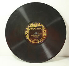 Frank Munn Brunswick 78rpm Record 3057 Just A Cottage Small Lo-Nah
