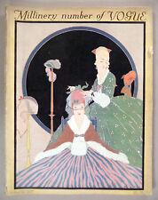 Vogue Magazine - September 1, 1914 ~~ Helen Dryden cover