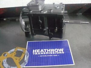 TRIUMPH SPITFIRE 1500 GEARBOX RECONDITIONED EXCHANGE  OVERDRIVE TYPE GEARBOX